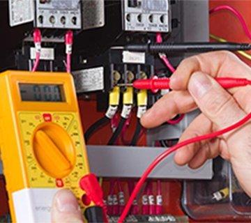 Dépannage électrique Entretien et réparation de systèmes électriques existants